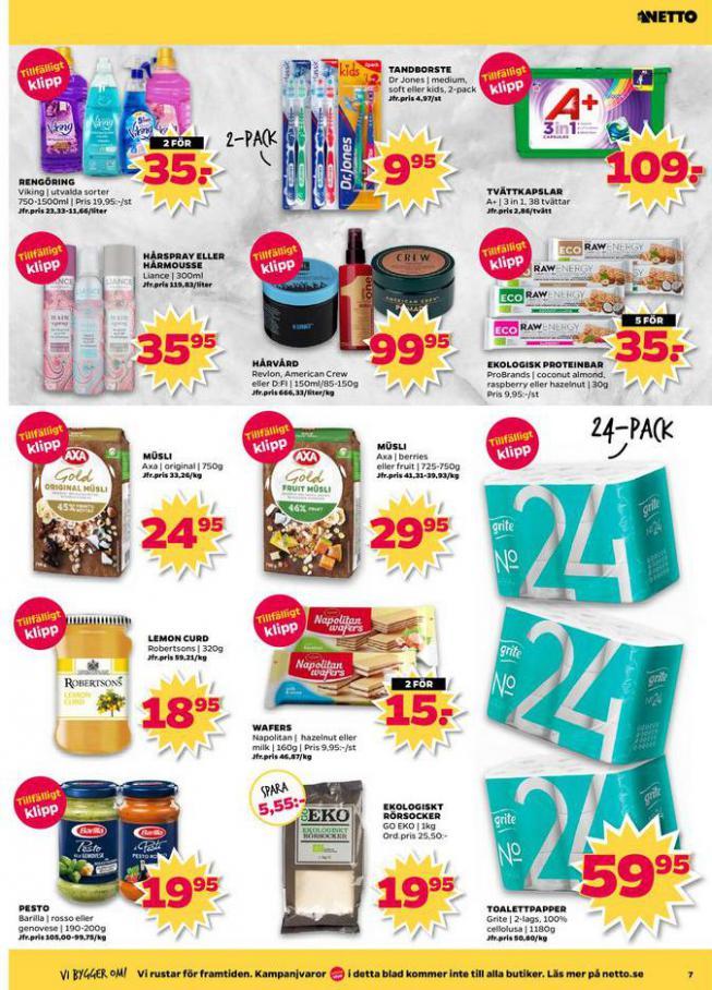 Nettobladet v18 2020 . Page 7