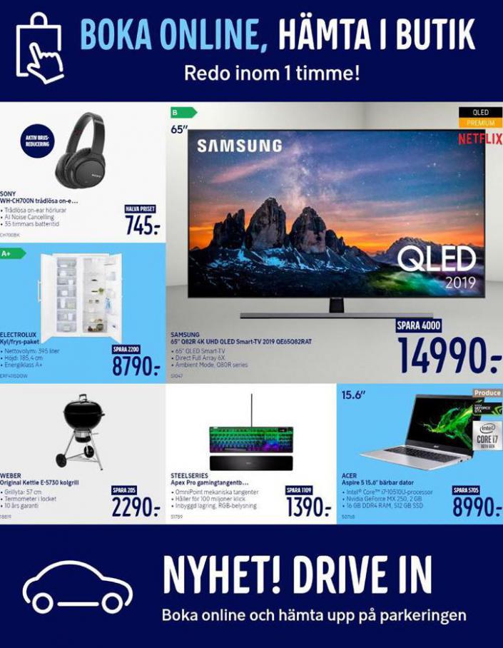 Elgiganten Erbjudande Boka Online, Hämta I Butik . Elgiganten (2020-05-03-2020-05-03)