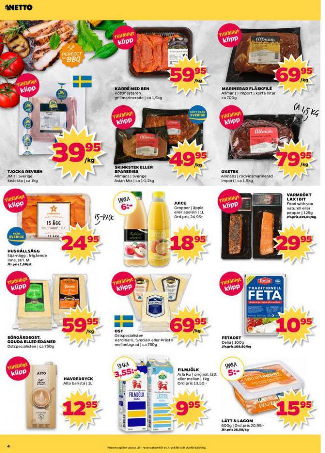 Nettobladet v18 2020 . Page 4