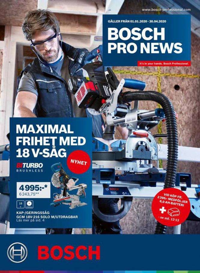 Tools Erbjudande Boschkampanj på Tools! . Tools (2020-04-30-2020-04-30)