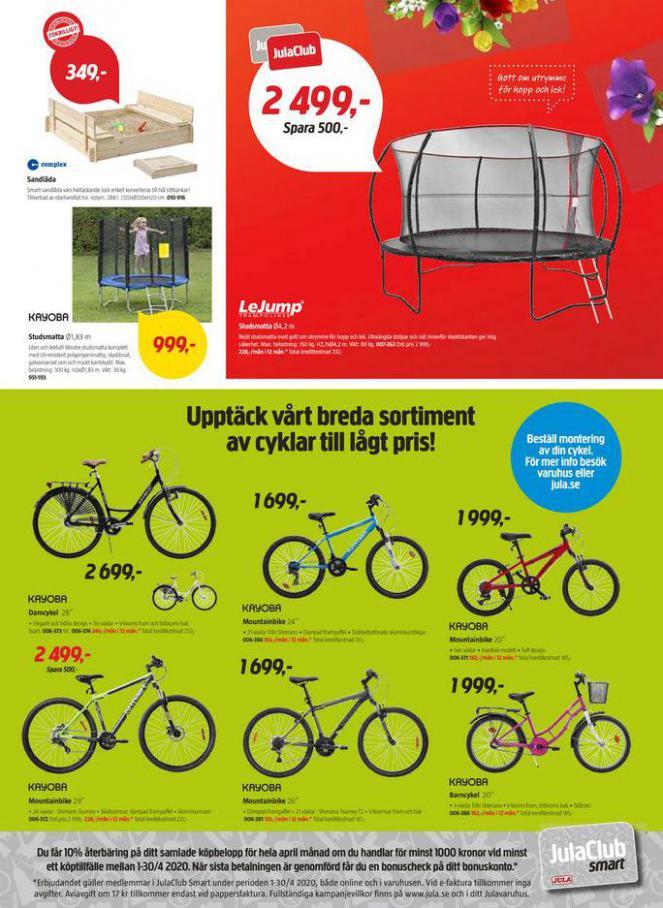 Jula reklamblad . Page 7