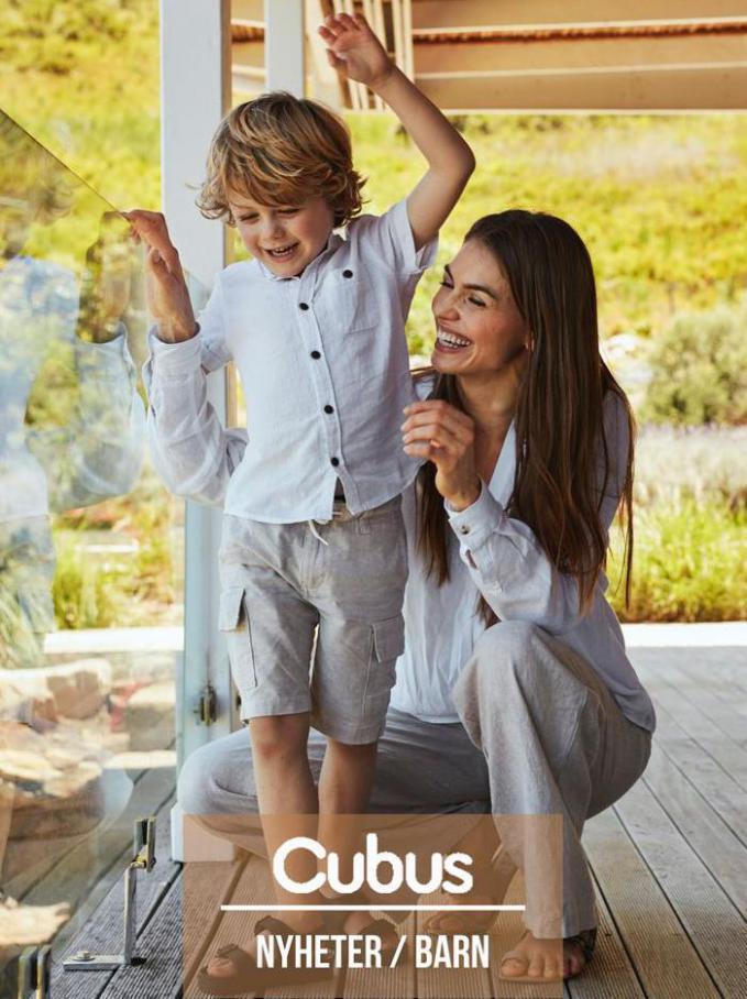 Nyheter / Barn . Cubus (2020-06-22-2020-06-22)