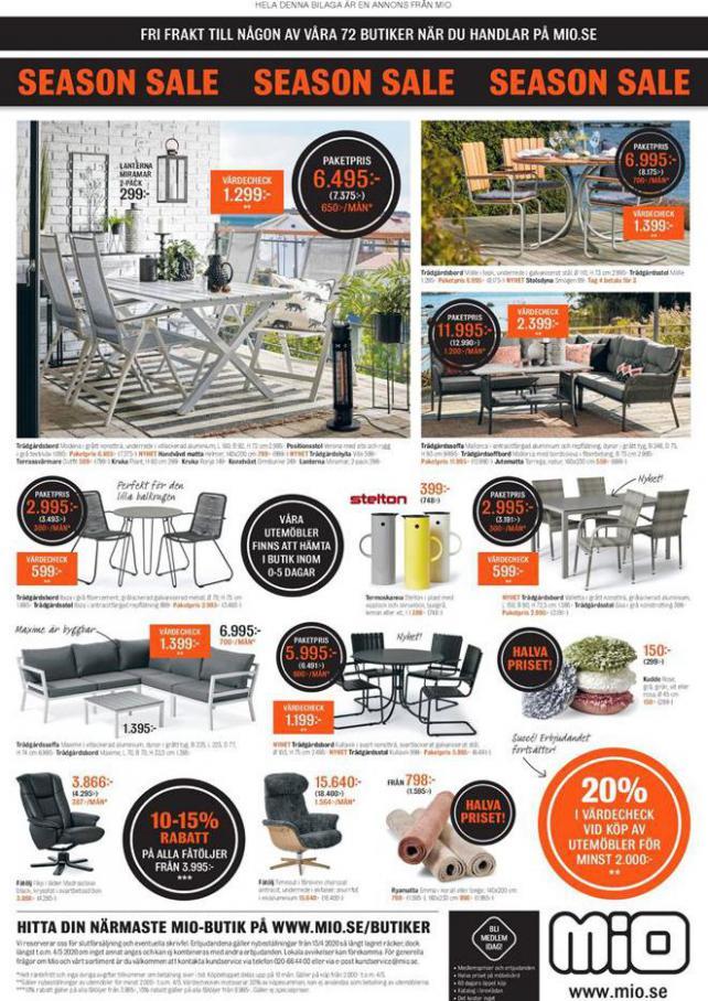 Mio Erbjudande Season Sale! . Page 4