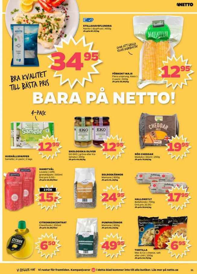 Nettobladet v15 2020 . Page 11