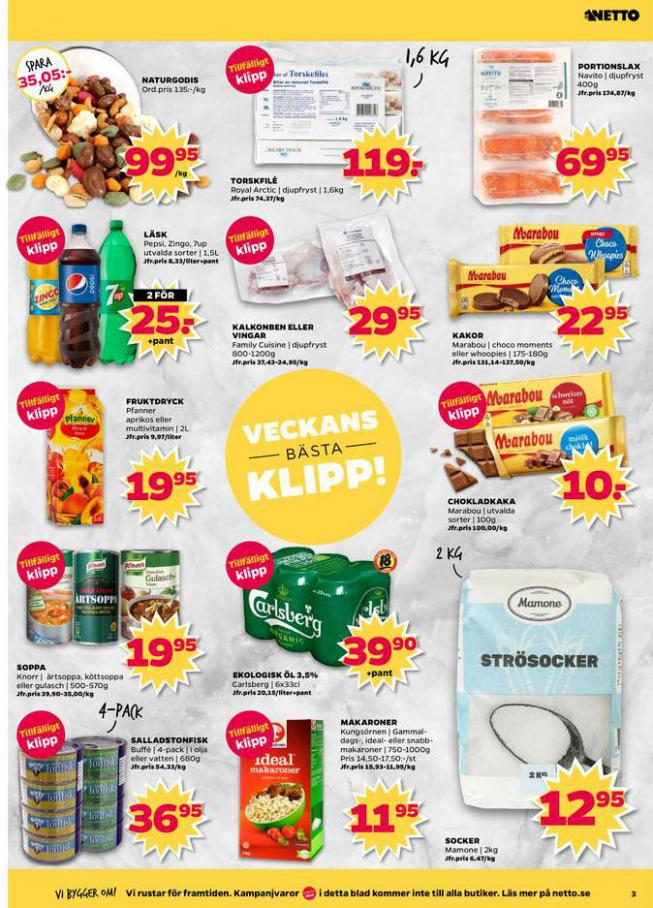 Nettobladet v18 2020 . Page 3