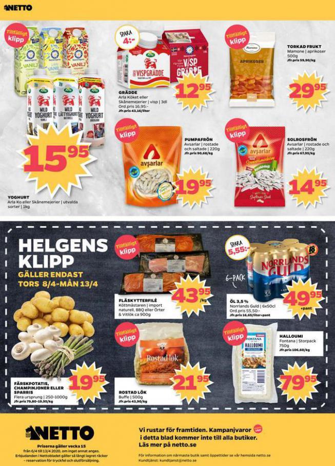 Nettobladet v15 2020 . Page 12