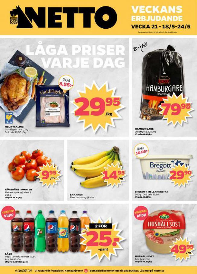 Nettobladet v21 2020 . Netto (2020-05-24-2020-05-24)