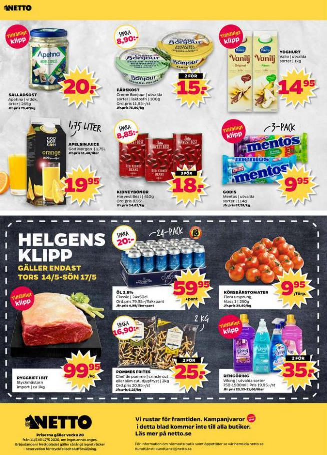 Nettobladet v20 2020 . Page 12