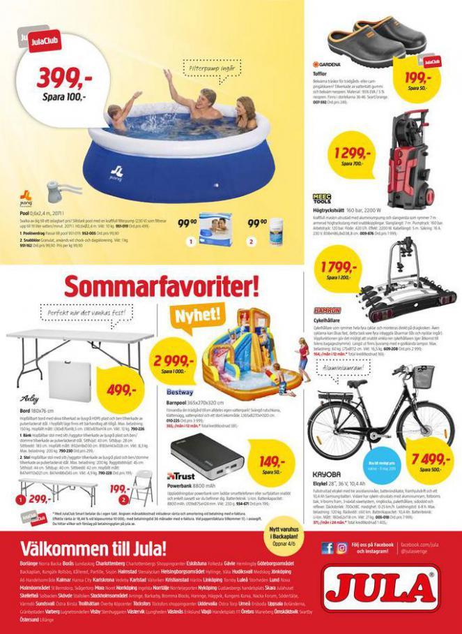 Jula reklamblad . Page 12