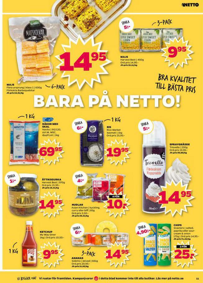 Nettobladet v19 2020 . Page 11