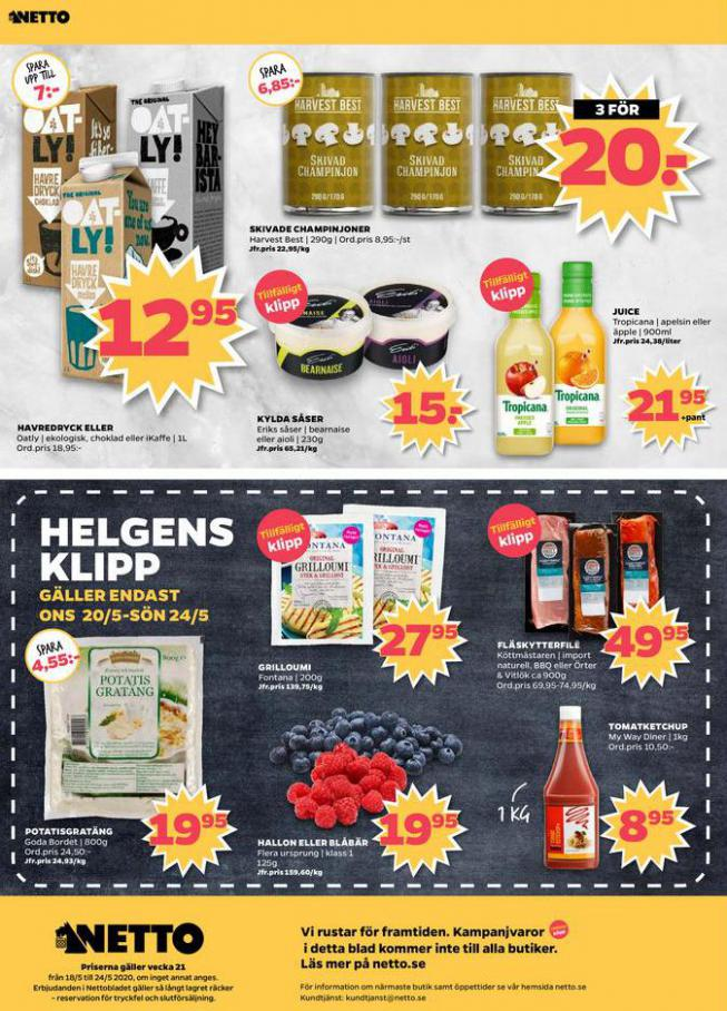 Nettobladet v21 2020 . Page 12