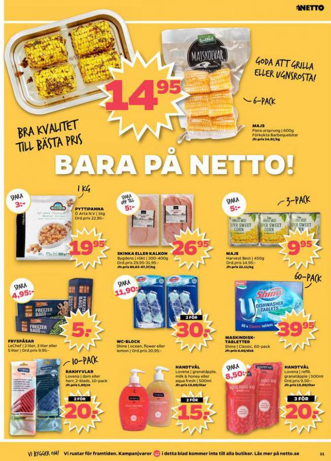 Nettobladet v21 2020 . Page 11