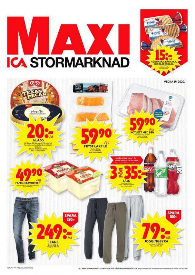 ICA Maxi Erbjudanden . ICA Maxi (2020-05-10-2020-05-10)