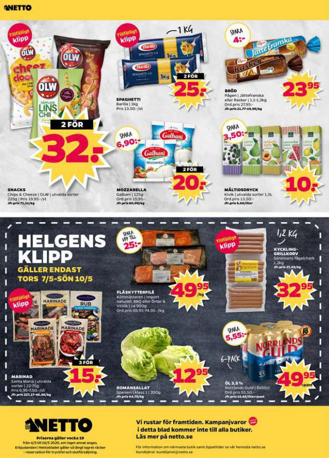 Nettobladet v19 2020 . Page 12