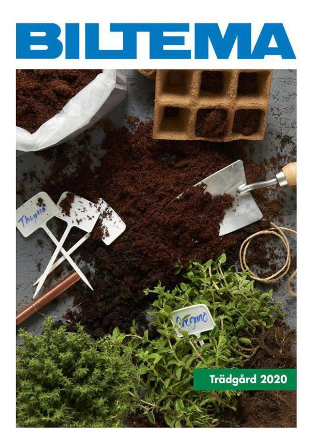 Biltema Erbjudande Trädgård 2020 . Biltema (2020-08-31-2020-08-31)