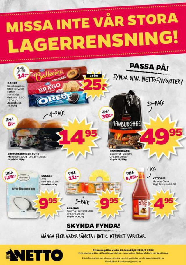 Nettobladet v22 2020 . Page 2