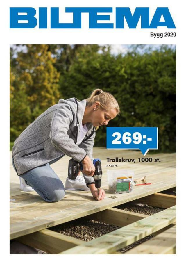 Biltema Erbjudande Bygg 2020 . Biltema (2020-08-31-2020-08-31)