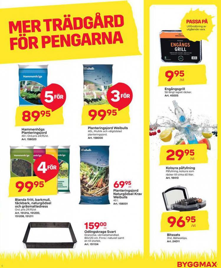 Byggmax Erbjudande Kampanjer . Page 5