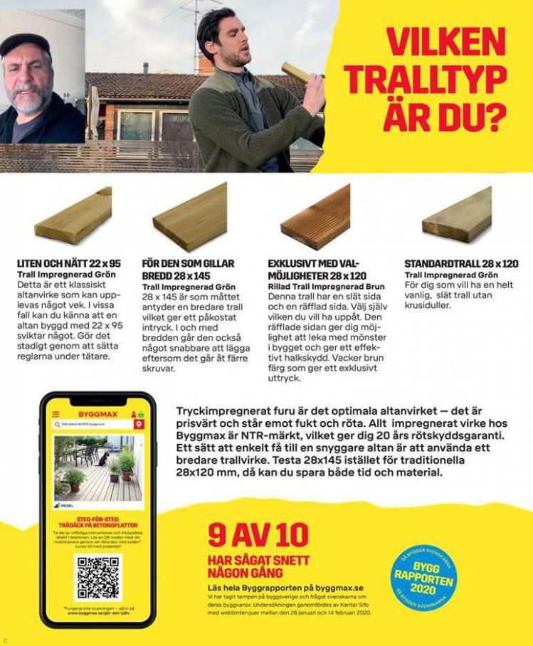 Byggmax Erbjudande Kampanjer . Page 3