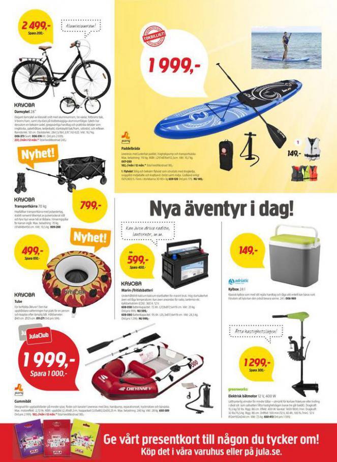 Jula reklamblad . Page 5