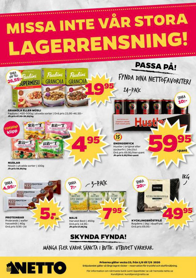 Nettobladet v23 2020 . Page 2
