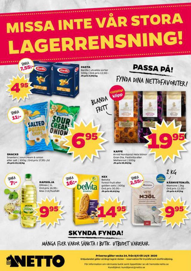 Nettobladet v24 2020 . Page 2