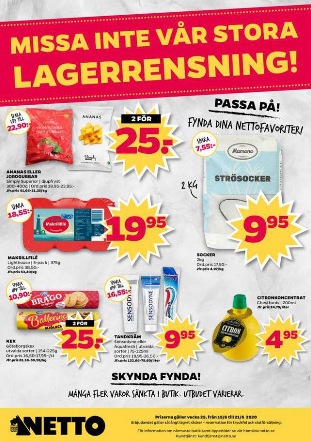 Nettobladet v25 2020 . Page 2