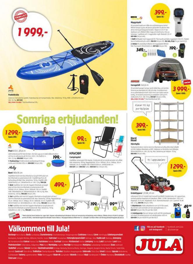 Jula reklamblad . Page 8