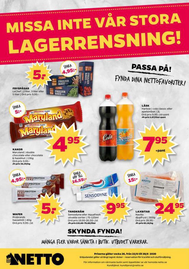 Nettobladet v26 2020 . Page 2