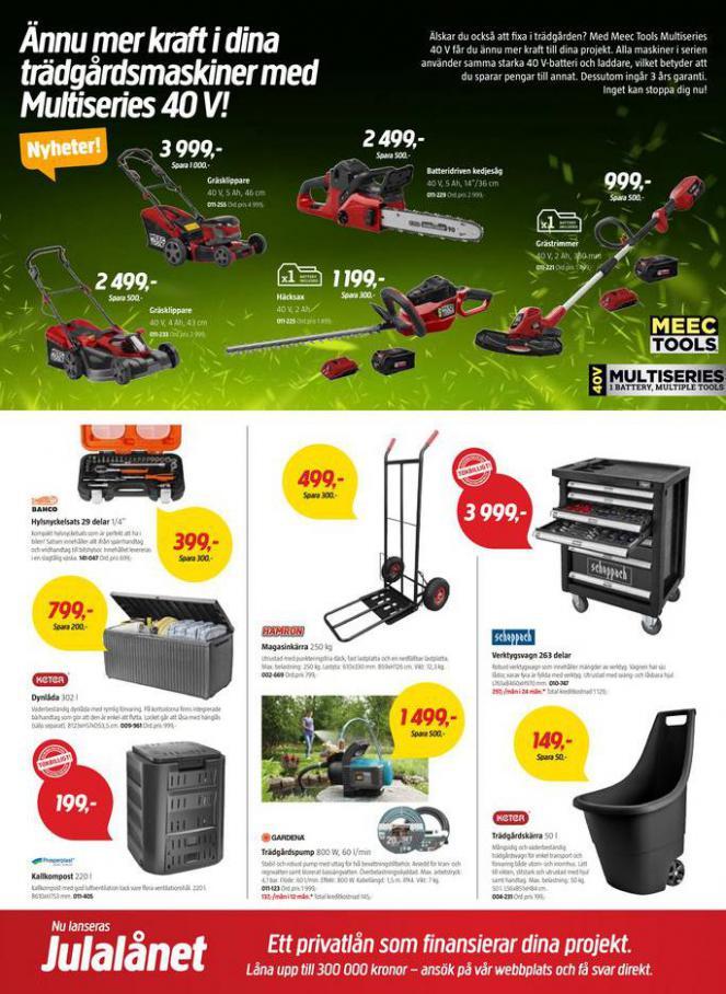 Jula reklamblad . Page 4