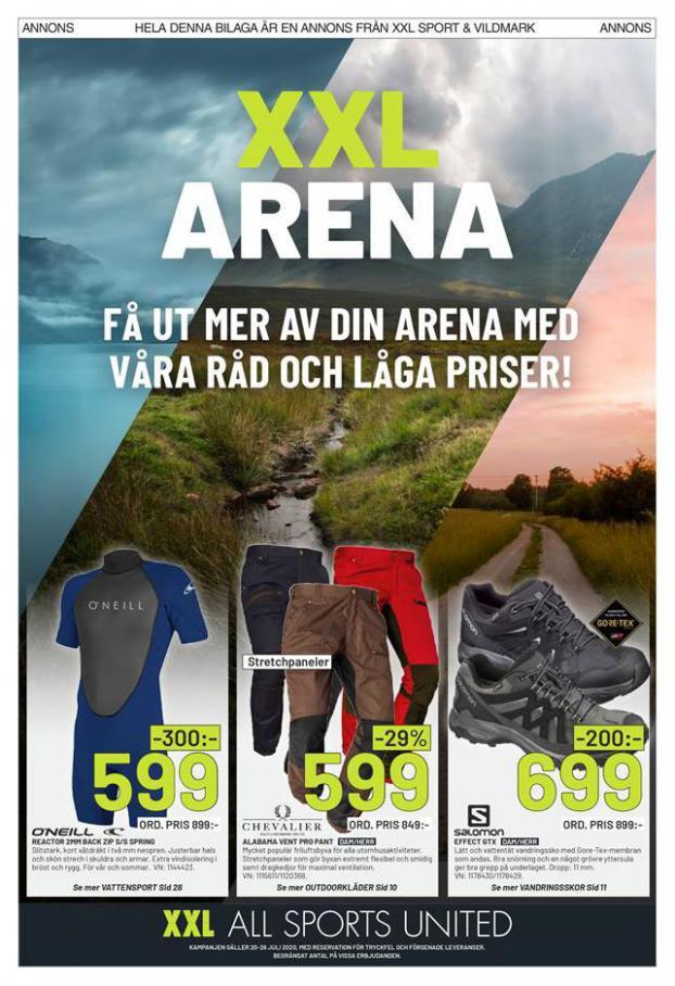 XXL Erbjudande XXL Arena . XXL (2020-07-26-2020-07-26)
