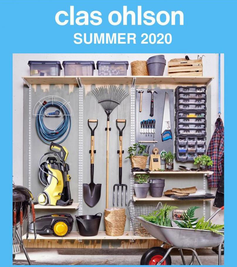 Clas Ohlson Erbjudande Summer 2020 . Clas Ohlson (2020-08-30-2020-08-30)