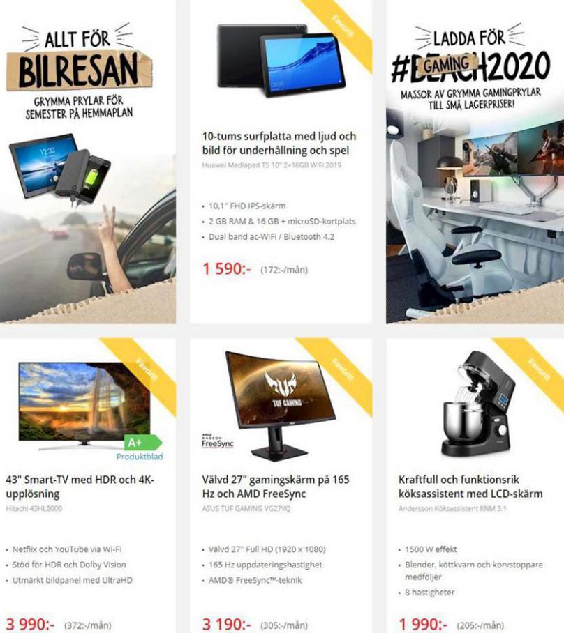 Net On Net Erbjudande Kampanjblad . Page 4