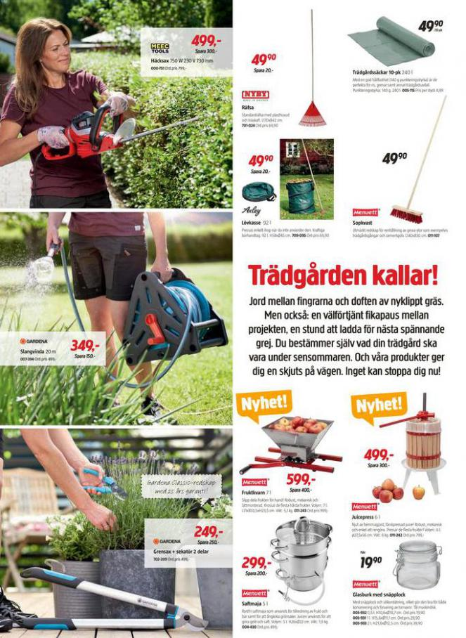 Jula reklamblad . Page 2