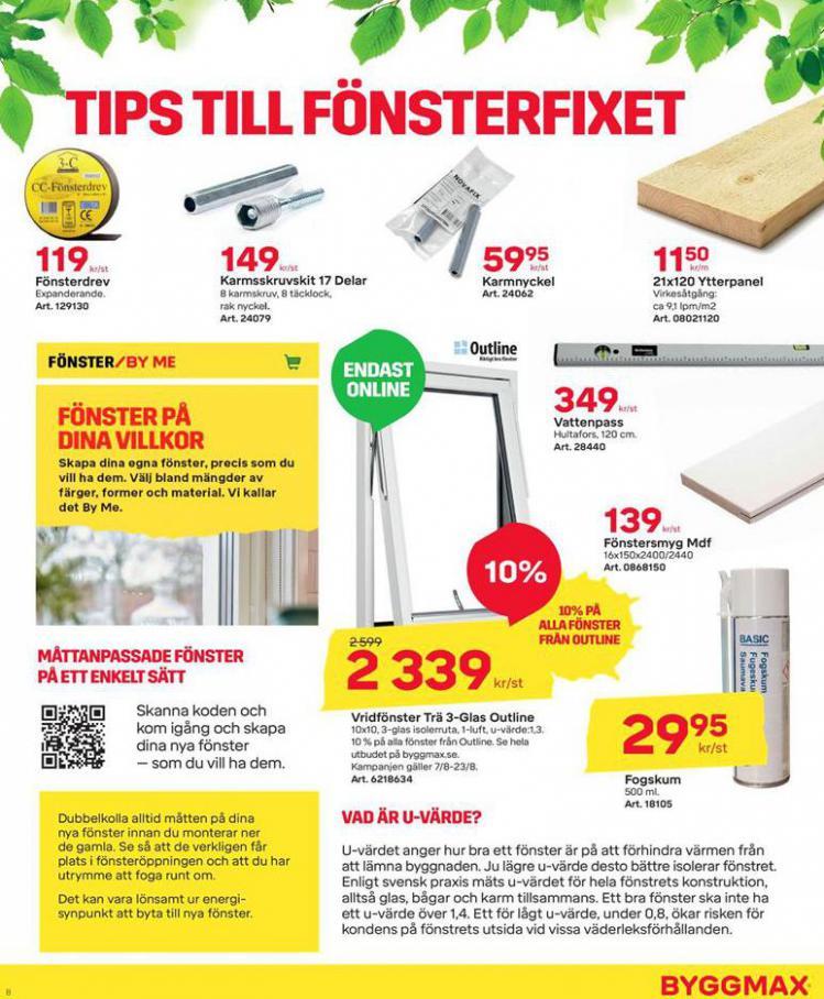 Byggmax Erbjudande Flytta in Hemmafixet . Page 3