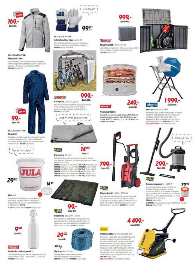 Jula reklamblad . Page 3