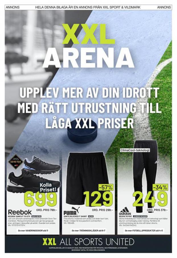 XXL Erbjudande XXL Arena . XXL (2020-08-09-2020-08-09)