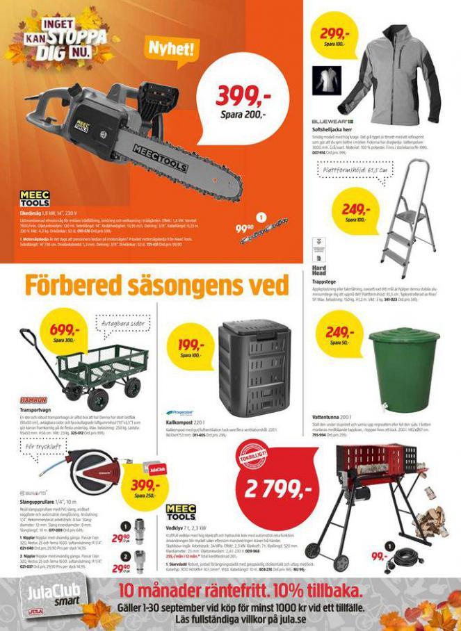 Jula reklamblad . Page 6