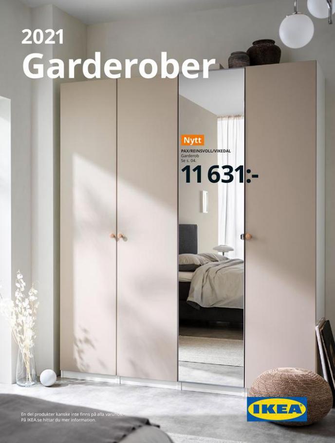 Garderober 2021 . IKEA (2022-09-02-2022-09-02)