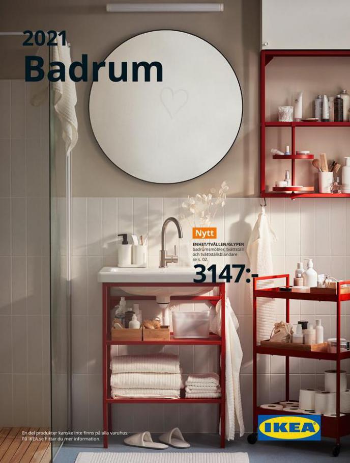 Badrum 2021 . IKEA (2022-09-02-2022-09-02)