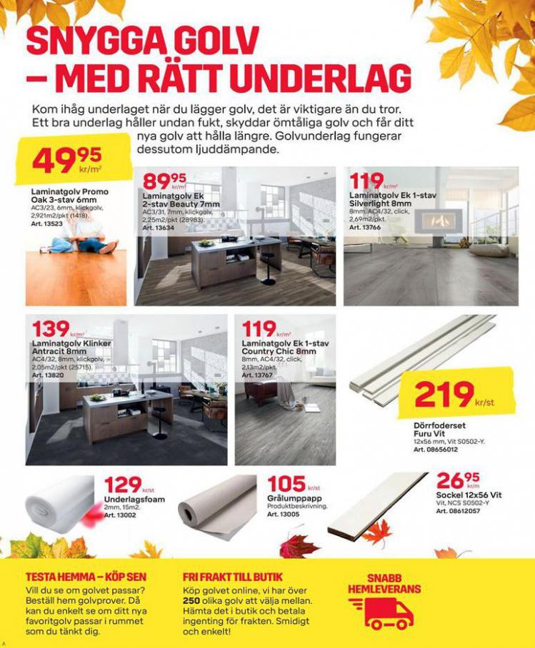 Byggmax Erbjudande Maxa Höstens Inneprojekt . Page 6