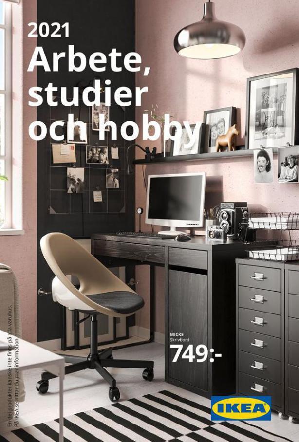 Arbete, studier och hobby 2021 . IKEA (2022-09-02-2022-09-02)