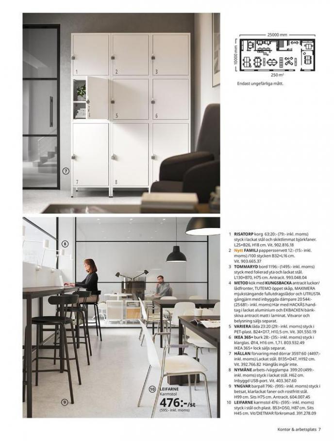 Inspiration till företaget 2021 . Page 7