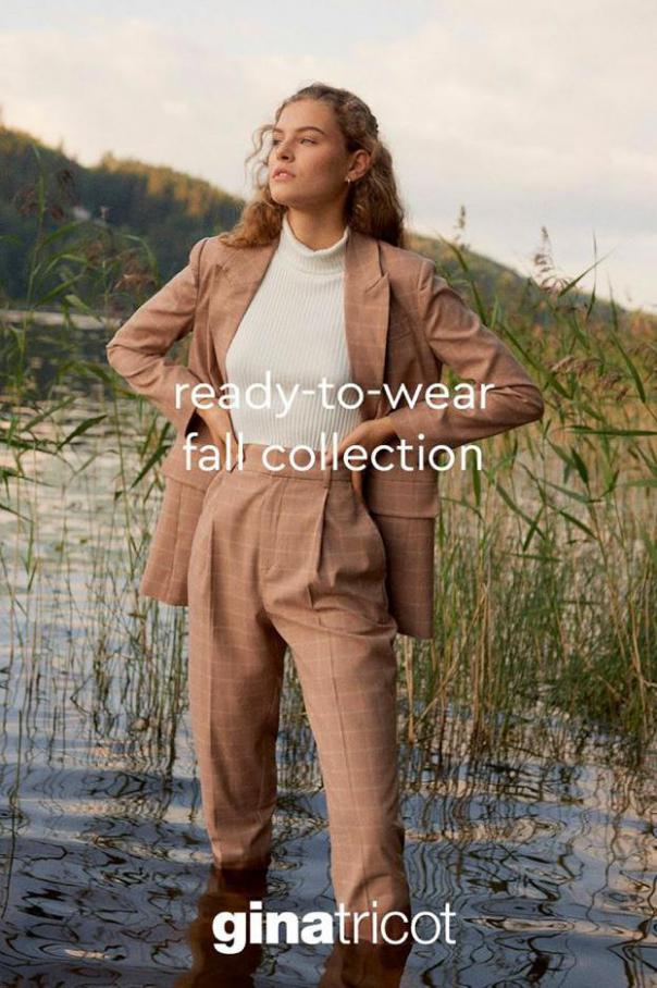 Fall Collection . Gina Tricot (2020-11-16-2020-11-16)