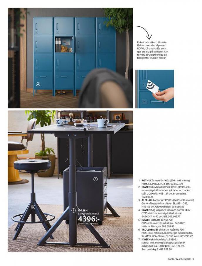 Inspiration till företaget 2021 . Page 9