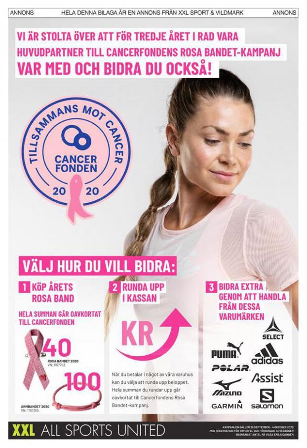 XXL Erbjudande Roosa Nauha . XXL (2020-10-04-2020-10-04)