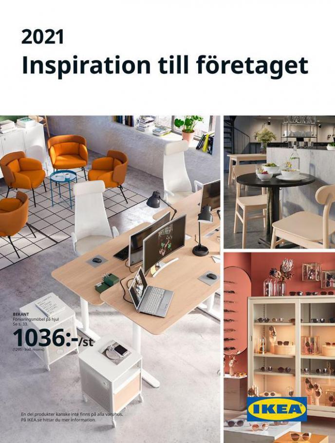 Inspiration till företaget 2021 . IKEA (2021-09-02-2021-09-02)