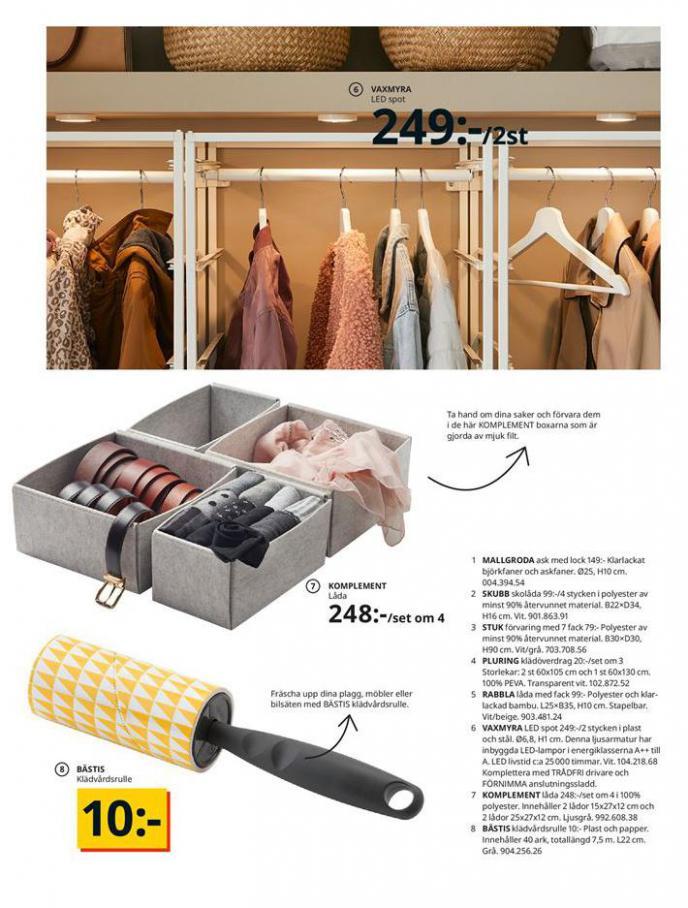 Garderober 2021 . Page 19