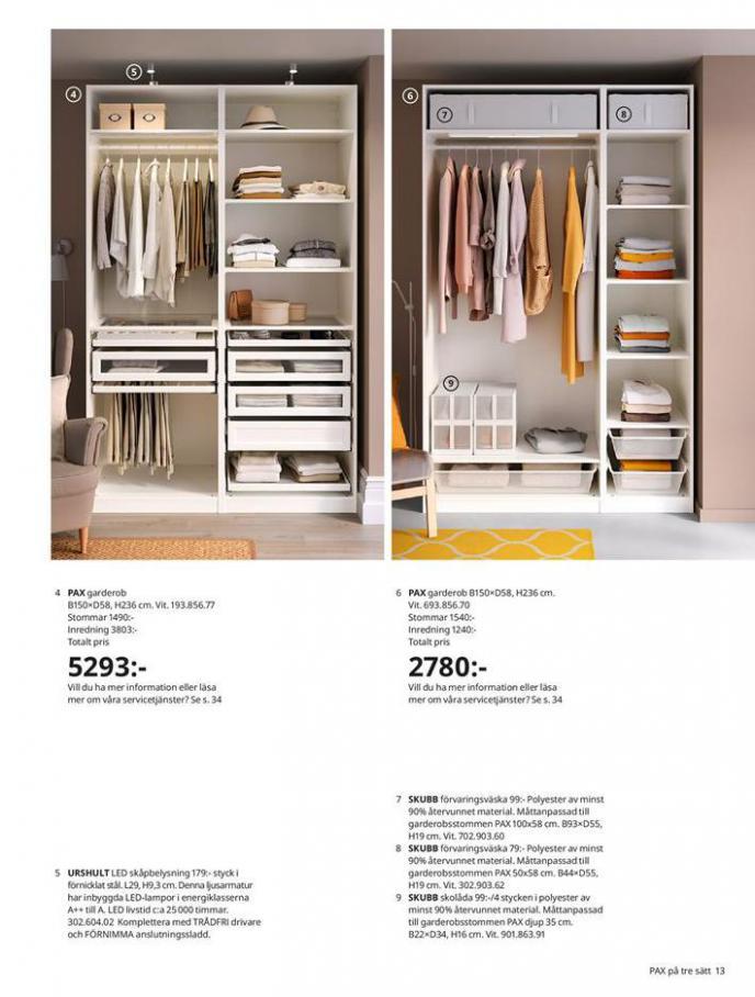Garderober 2021 . Page 13
