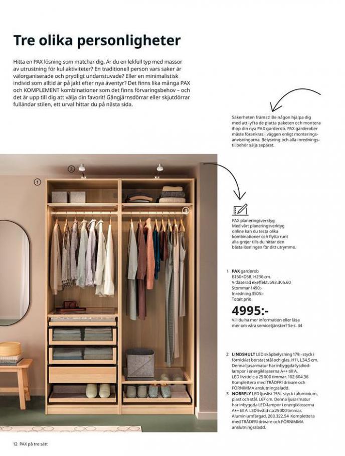 Garderober 2021 . Page 12